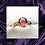 Thumbnail: Starburst Pink Tourmaline 18kt Gold Ring