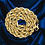 Thumbnail: Solid Rope 2mm Chain in 14kt Yellow Gold