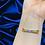Thumbnail: Rainbow Sapphire Bar Necklace