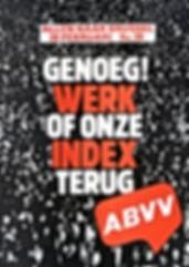 1983 abvv genoeg werk of index .jpg
