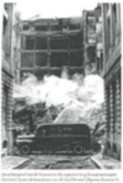 Innovation Koolstraat met brandweerwagen