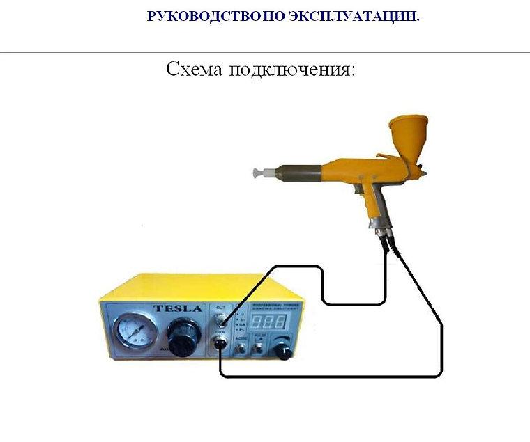 Схема подключения tesla profi