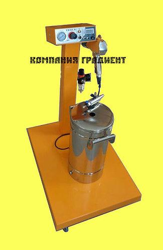 Оборудование для покраски порошковой краской TESLA MINI 10