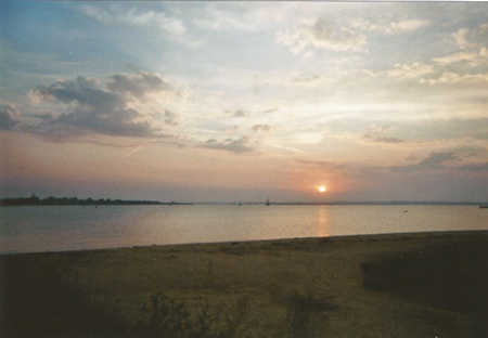 Point Clear Sunset