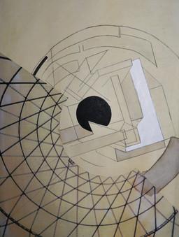 Constructivism Study (Shukhov Tower)