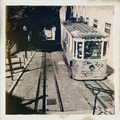 Portugese Tram