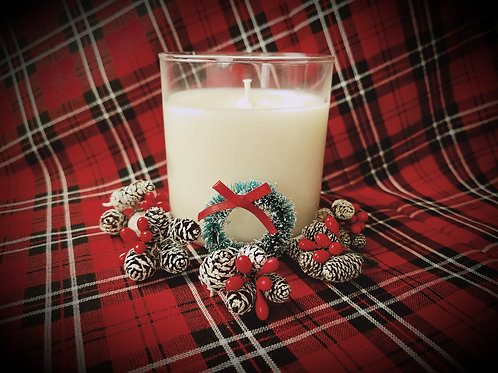 Scented Soy Candle Kit