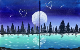 couples moon