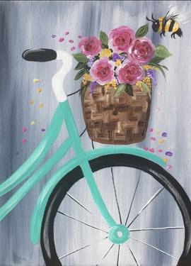 bike and bee