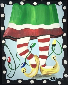 elf feet 2