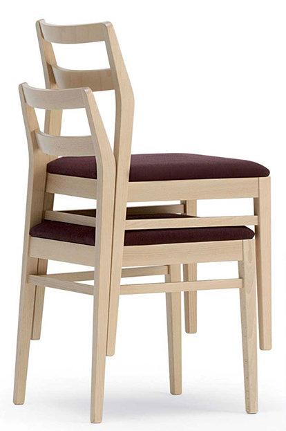 Naomi S Imp stacking chair