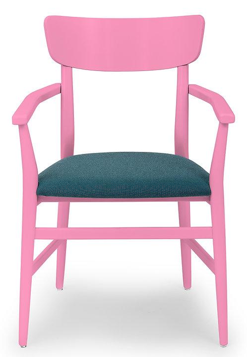 Isabella P Armchair - Uphols. Seat