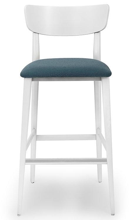 Isabella Sg Bar Stool - Uphols. Seat