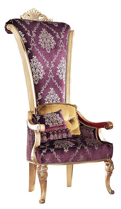 Campania throne