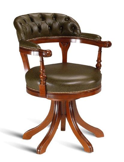 Capitano Office Chair - No Wheels