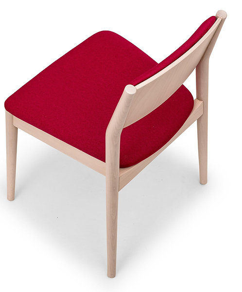 Brenda S TI Chair - Uphols. Seat & Back - Stacker