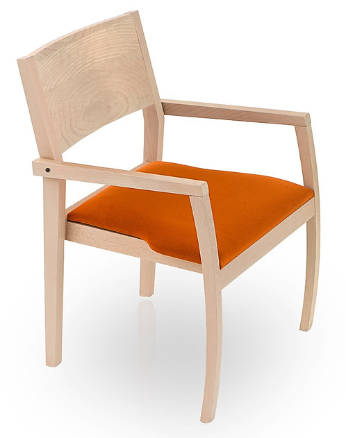 Bethany P Stacking Armchair