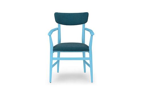 Isabella P TI Armchair  - Uphols.  Seat & Back