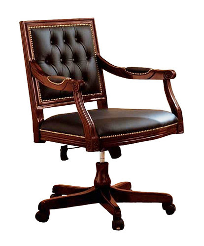 Louis Squareback Office Chair