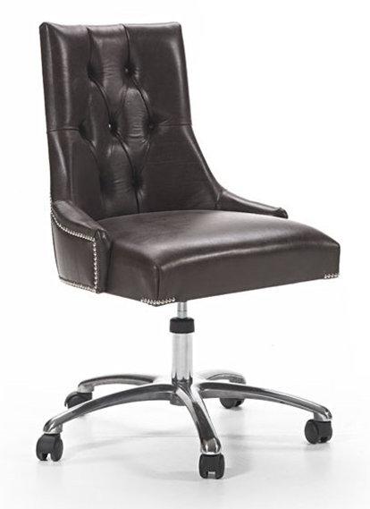 Maggie Office Chair - Chrome Base