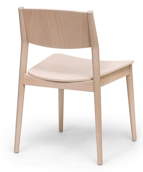 Brenda S Chair - All Wood - Stacker