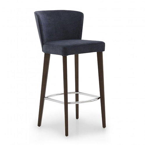Ebony Sg Bar Stool