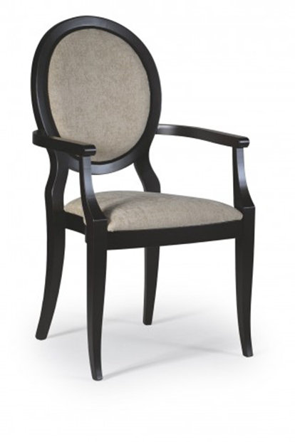 Gloria P stacking armchair