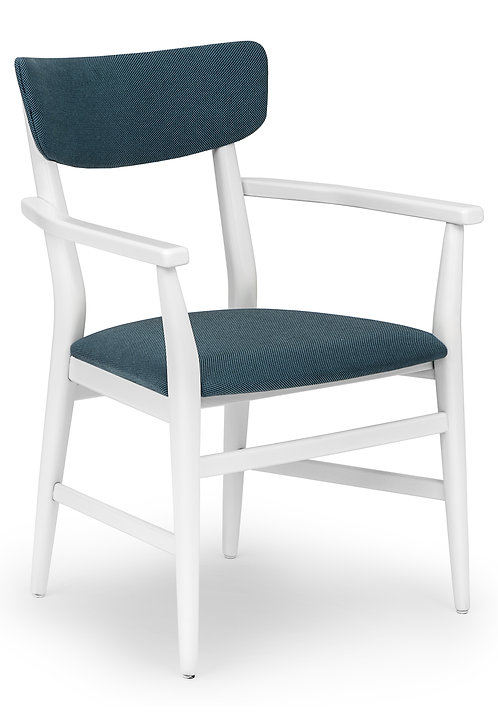 Isabella P TI Armchair  - Uphols.  Seat & Back