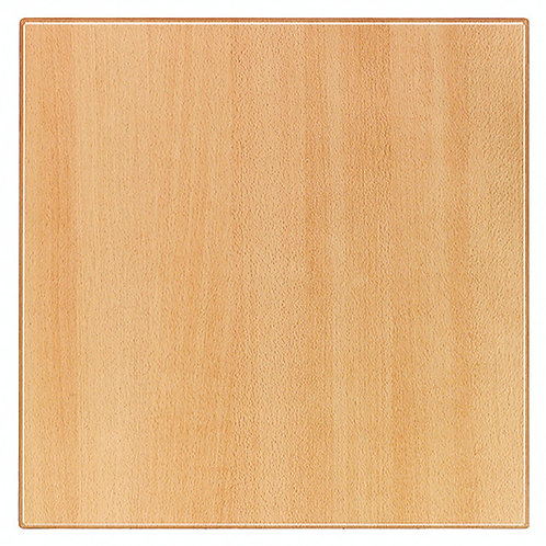 Werzalit 019 (Beech) Table top, Various sizes