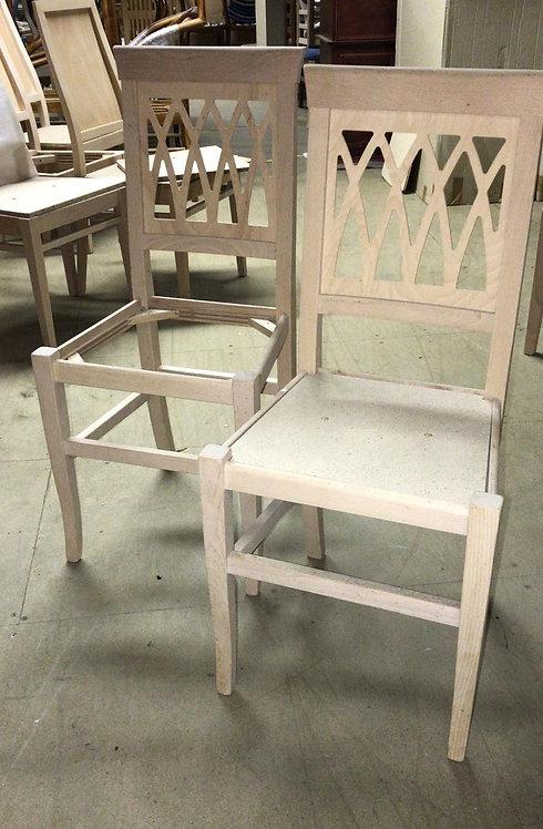 Lattice Back Lisa Chair