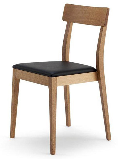Dakota S Imp stacking chair