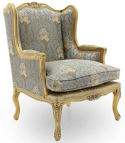 Brianzola Wingback Armchair - New Supplier