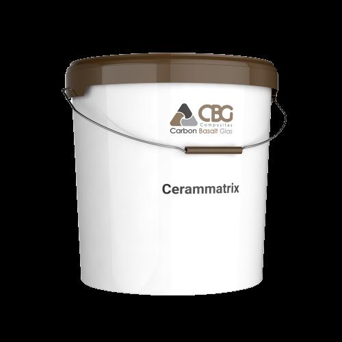 Cerammatrix: 100% nichtorganisch, nichtbrennbar, innovativ