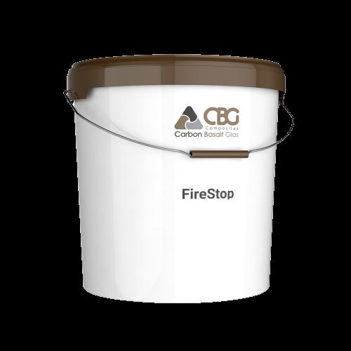FireStop: 100% nichtorganisch, nichtbrennbar, innovativ