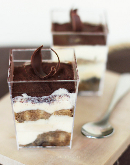 Chocolate Tiramisu Trifle