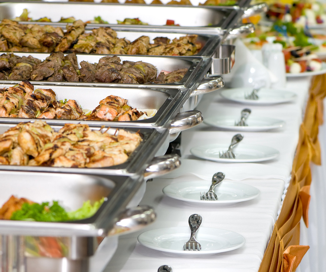 Corporate Lunch Buffet