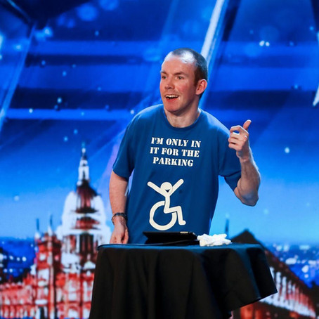 "Britain's Got Talent Winner ""Lost Voice Guy"" To Appear at Rescue Day To Support Charity Challenge"