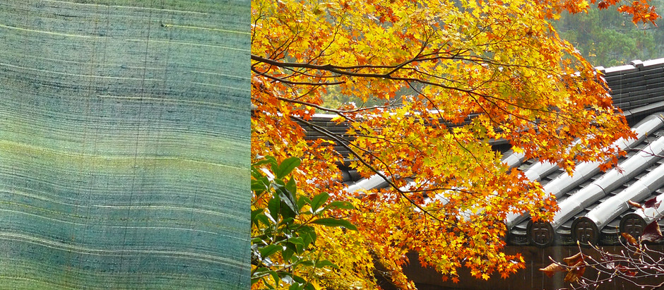 Cores do Japão – A poesia de Fukumi Shimura
