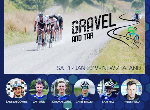 Gravel & Tar Team Announcement
