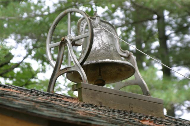 the school house bell