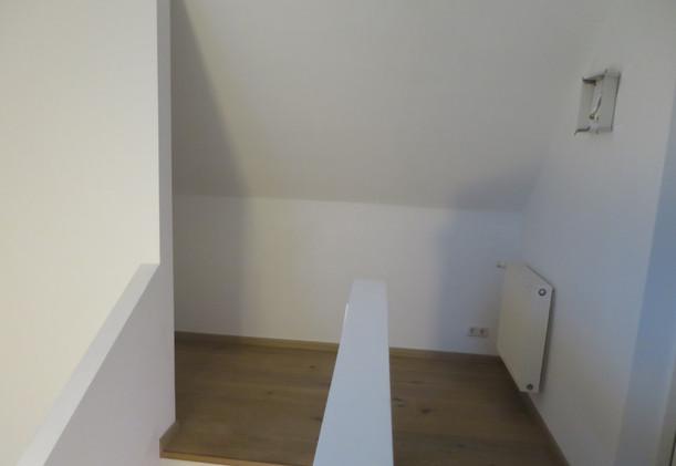Schwarzlackenau Treppenaufgang