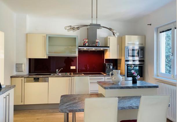 Schwarzlackenau Küche