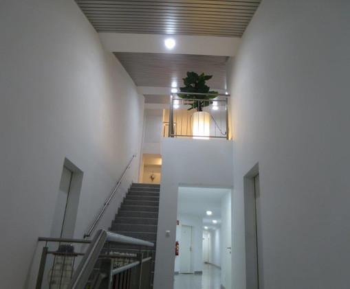 Gerasdorf - Singlewohnung Stiegenhaus