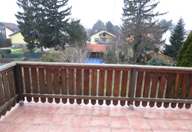 Schwarzlackenau Südwest-Terrasse