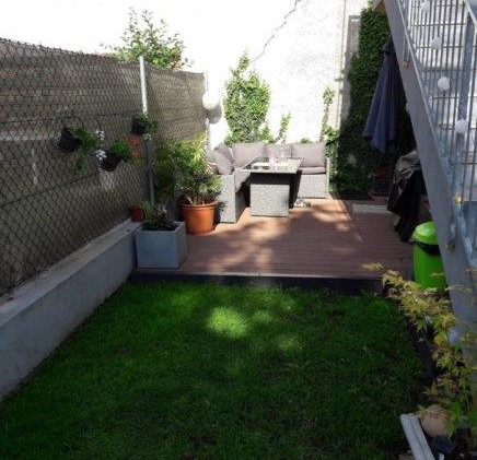 Stammersdorf - Wohnung mit Garten