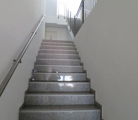 Treppenhaus und Flur