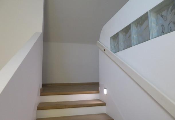 Schwarzlackenau Treppenbeleuchtung