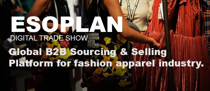 Esoplan digital trade show pricing | Source and sell fashion apparel