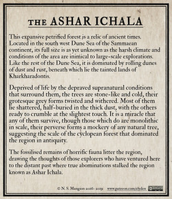 the Ashar Ichala