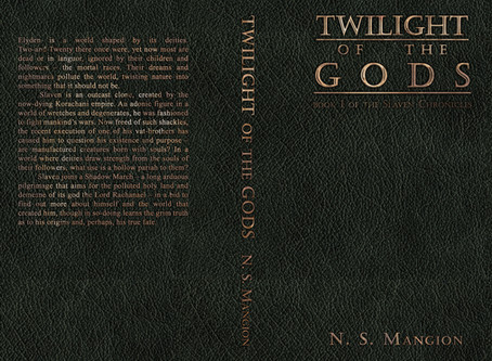 NaNoWriMo and Twilight of the Gods
